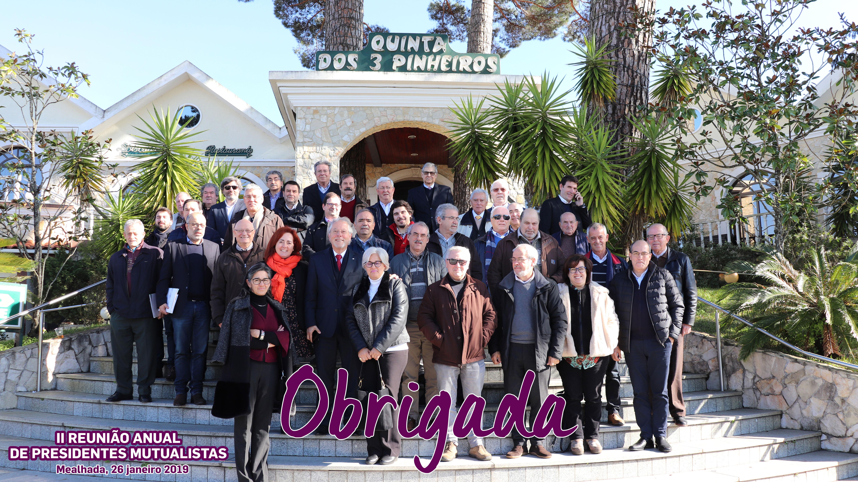 cb2223abaeef9 União das Mutualidades Portuguesas. Reunião Anual Presidentes Mutualistas  2019